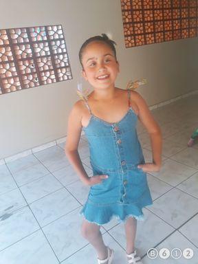 Menina de Herval d´Oeste precisa de ajuda para fazer cirurgia