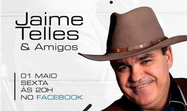 Live pró-HUST com Jaime Telles e amigos será realizada no Facebook