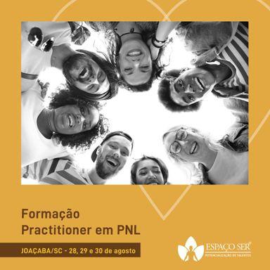 Curso de formação Practitioner em PNL em Joaçaba!