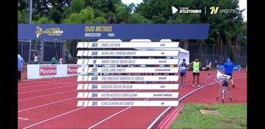 Douglas Silva é top 10 no Troféu Brasil de Atletismo