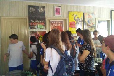 Museu Alfredo Dimbarre completa três meses de inauguração e atrai cada vez mais visitantes