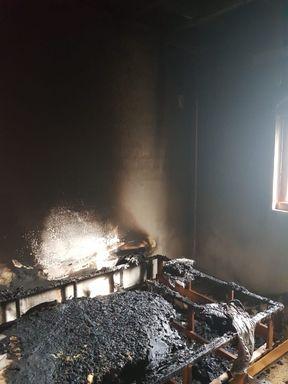 Suspeita é que o incêndio tenha sido criminoso