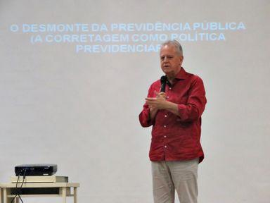 Advogado trabalhista Luís Fernando Silva
