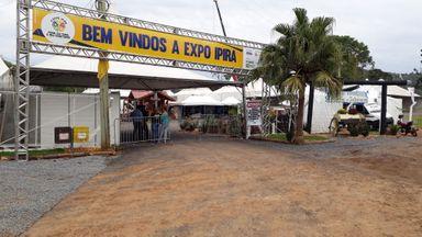 II Expo Ipira vai até domingo, 06