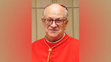 Cardeal era Mestre em Doutor em Cristologia e nasceu em Luzerna, em Santa Catarina – Foto: Divulgação/Diocese de São José dos Campos/ND