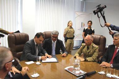 Policiais portarão kits para identificar drogas em Santa Catarina