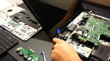 Conserto de Notebooks e Computadores de Mesa, receptores de tv via satelite (sky gato)