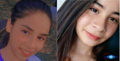 Irmãs de 13 e 15 anos estão desparecidas há quase uma semana em Ouro