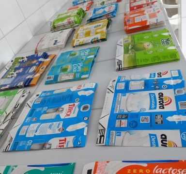 Fotos: Projeto Brasil sem Frestas Joaçaba