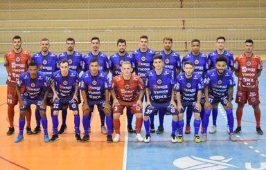 Joaçaba Futsal estreia na LNF 2021 contra o Jaraguá neste sábado