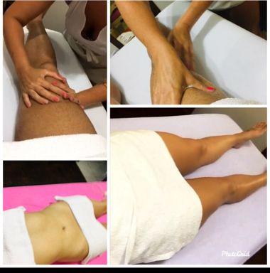 Massoterapia - Mãos que Cuidam