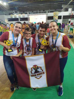 Equipe de robótica do SESI conquista primeiro lugar em projeto de inovação no FIRST LEGO League