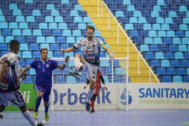 Joaçaba Futsal vence Unidos do Alvorada no segundo jogo pela Taça Brasil