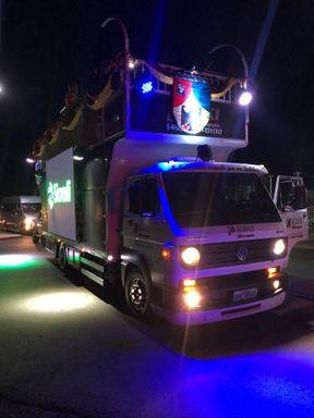 1º Delivery Germânico e Live Show em Movimento são realizados em Luzerna