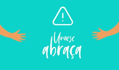 Edição do Unoesc Abraça deste mês de maio está cancelada