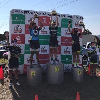 Ciclismo de Estrada da Adecijo Joaçaba Abre Temporada 2021 com Pódios na 1º Etapa do Ranking Estadual