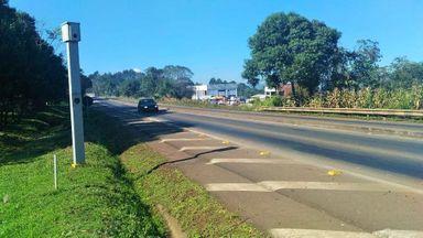 201 radares devem ser instalados nas rodovias catarinenses