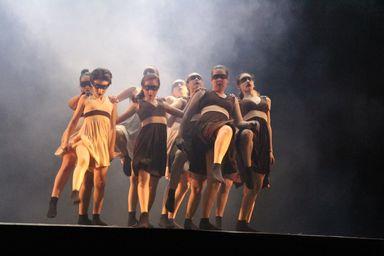 Confira como foi o segundo dia do Dance Joaçaba 2019