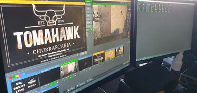 Assista o Programa Tomahawk Na Brasa!