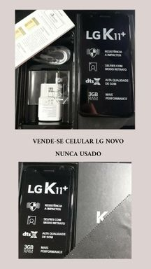 Vende-se Celular LG - NOVO