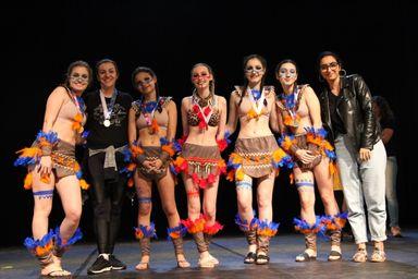 Noite dos Campeões encerra o XXVIII Dance Joaçaba