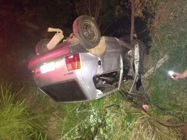 Morre jovem que sofreu acidente na SC-355 em Jaborá