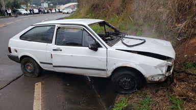 Motorista atropela mulher e foge após acidente na Vila Pedrini