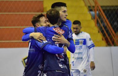 Assista os Gols! Joaçaba Futsal vence o São José pela Liga Nacional