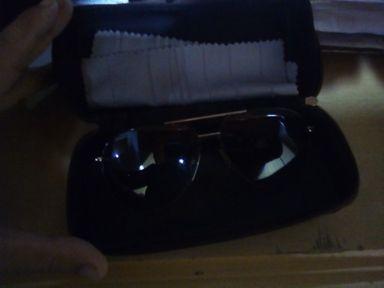 Óculos aviador esquadra