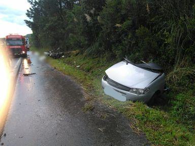 Acidente deixa quatro mortos na BR 470 em Curitibanos