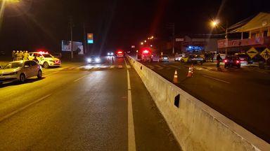 Mais de 30 motoristas foram autuados por embriaguez neste sábado na SC-135 e 355