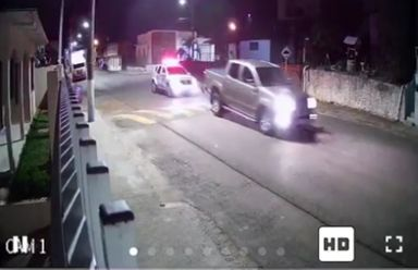 Carro recuperado em Campos Novos foi roubado em Herval d' Oeste