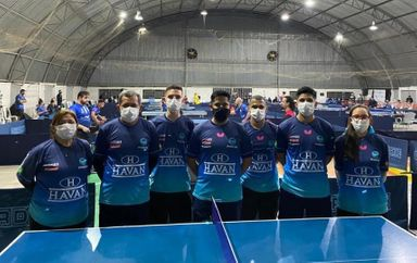 Instituto Phoenix Joaçaba de Volta às Competições de Tênis de Mesa