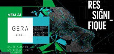 Com formato virtual, Feira Gera 2021 aposta em tecnologia e interatividade