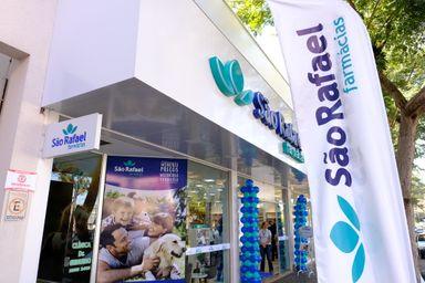 Farmácias São Rafael projeta expansão no Meio-Oeste Catarinense