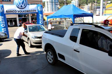 Auto Elite realizou Pit Stop e T-Cross Day em Joaçaba