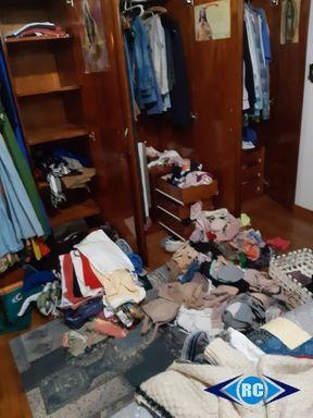 Casal é rendido e amarrado durante roubo de residência em Capinzal
