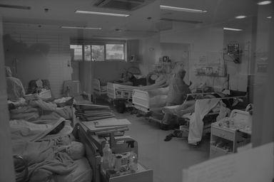 Assista: Diretor Técnico do Hospital de Xanxerê fala sobre o caos vivido na unidade por causa da Covid-19