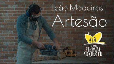 Série o que Herval tem de melhor: Leão Madeiras - Conheça a história do bombeiro-artesão