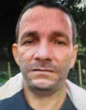 Polícia divulgou imagem de Plácido para auxiliar nas buscas