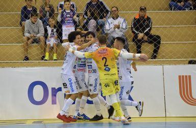 Joaçaba vence e se mantém na liderança da Divisão Especial do Campeonato Catarinense