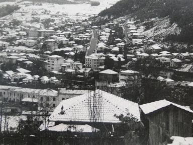 Relembre: há 56 anos uma nevasca pintou a região de branco