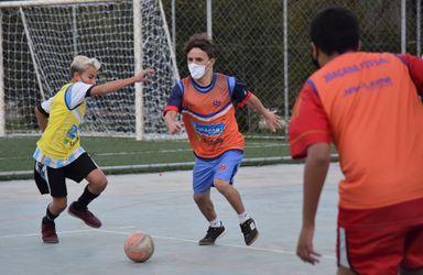 Escolinha do Joaçaba Futsal inicia atividades em Herval d' Oeste nesta quarta-feira