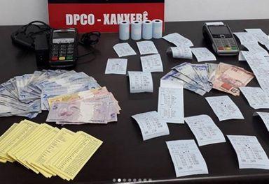 Polícia notifica dezenas de estabelecimentos e leva proprietários a delegacia por jogo do bicho
