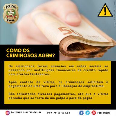 Prevenção: Veja dicas contra o golpe do falso empréstimo