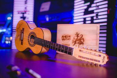 Live da Carboni com Rionegro & Solimões foi um grande sucesso