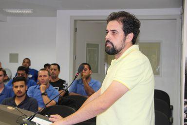 Demandas do Distrito Industrial são apresentadas aos vereadores