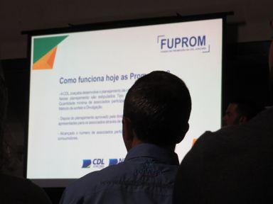 O FUPROM foi aprovado em assembleia geral realizada este ano