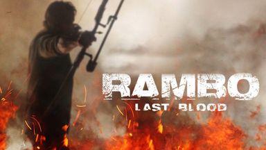 Rambo - Até o Fim! Estreia no Cine Gracher de Joaçaba