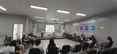 Em reunião, Núcleo da Mulher Empresária da ACIOC fomenta o diálogo e a troca de informações entre as nucleadas
